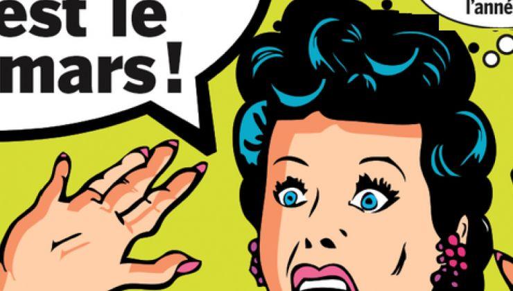 LA JOUNEE DES FEMMES… QUOI? CE N'EST PAS TOUS LES JOURS!?