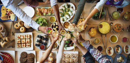 Paris - Table d'hôtes à l'italienne célibataire