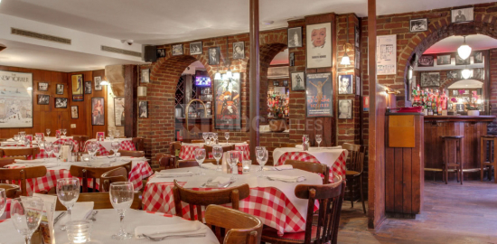 Paris - Diner spécial New-York célibataire
