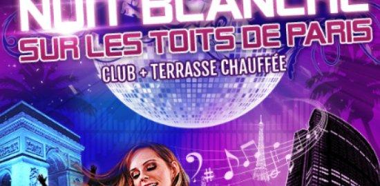 Paris - Soirée Clubbing sur les toits de Paris célibataire
