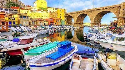 La cité phocéenne - Marseille