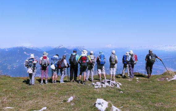 Randonnées à Montgenèvre (Hautes Alpes)