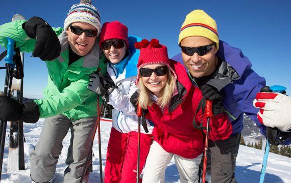Ski à Risoul