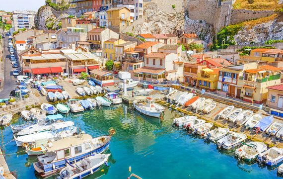 WE City-Trip Marseille