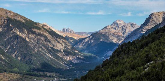 FRANCE MONTAGNE Montgenèvre - Hautes Alpes - été