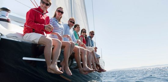 FRANCE MER Croisière Catamaran 100% solos - Bretagne Sud