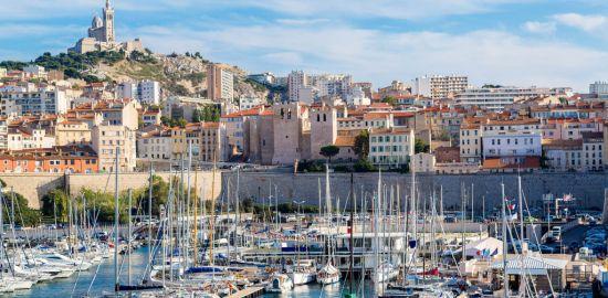 FRANCE VILLES Marseille La cité phocéenne