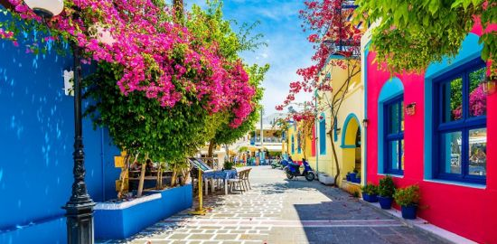ILE DE KOS Villages pittoresques et plages magnifiques