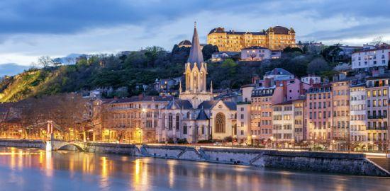 FRANCE VILLES City break Lyon