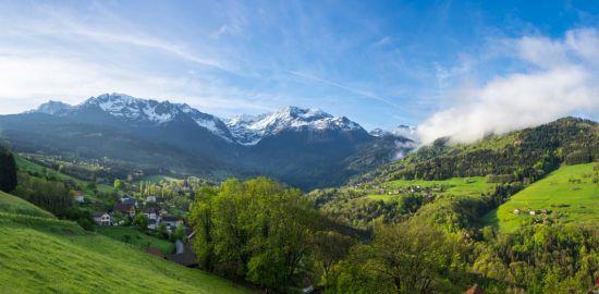 FRANCE MONTAGNE Les 2 Alpes - été - Massif des Ecrins - Isère