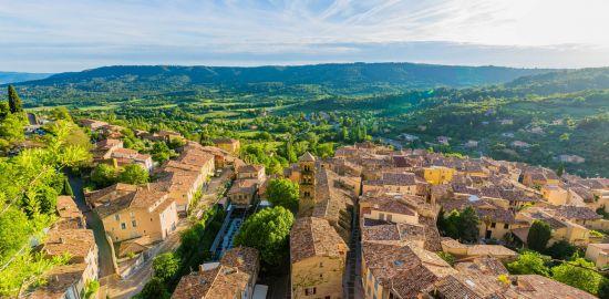 FRANCE MONTAGNE Gréoux-les-Bains – Alpes de Haute Provence