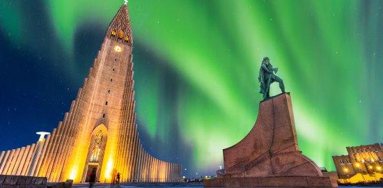 ISLANDE L'Islande et les îles du grand nord boréal