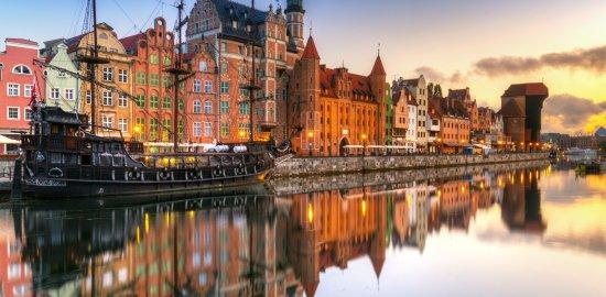MER BALTIQUE Les nuits blanches de la Baltique