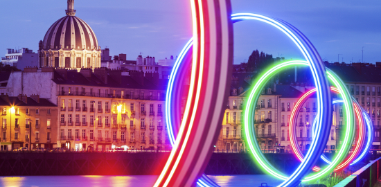 FRANCE VILLES City break Nantes