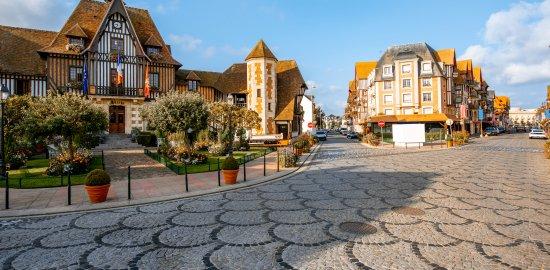 FRANCE VILLES City break Deauville