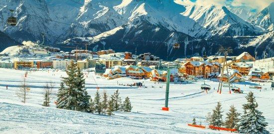 FRANCE MONTAGNE Oz-en-Oisans - Alpe d'Huez