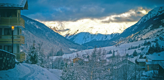 FRANCE MONTAGNE Val Cenis - Savoie