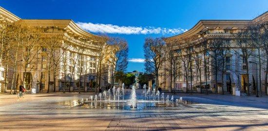 FRANCE VILLES City break Montpellier