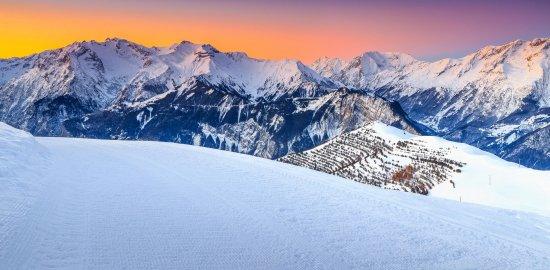 FRANCE MONTAGNE Les 2 Alpes