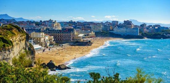 FRANCE VILLES City break Biarritz