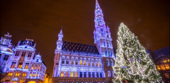 BELGIQUE City break Bruxelles