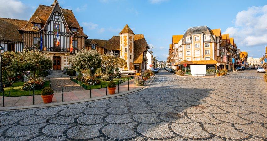 week-end à Deauville entre solos