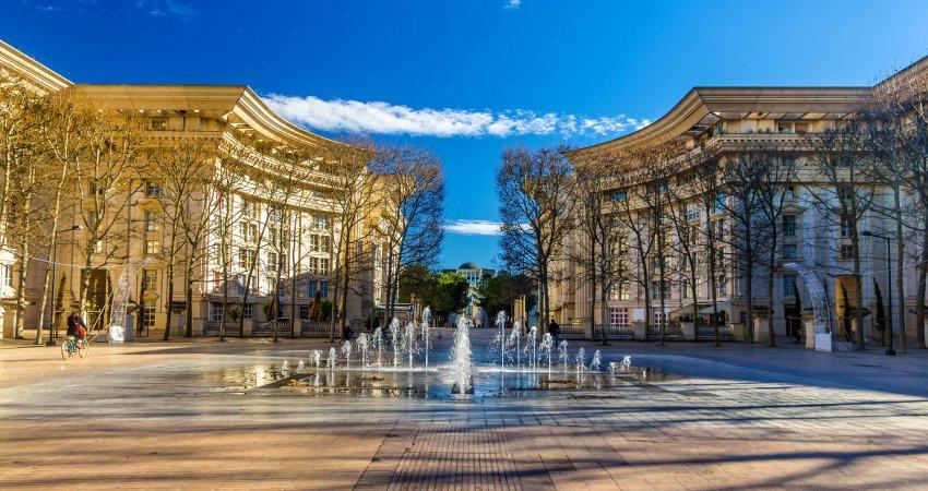week-end entre célibataires à Montpellier