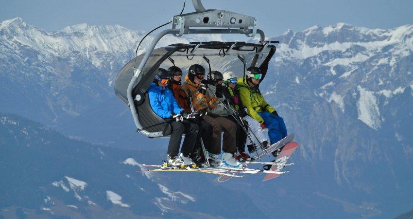 Séjour au ski entre solos